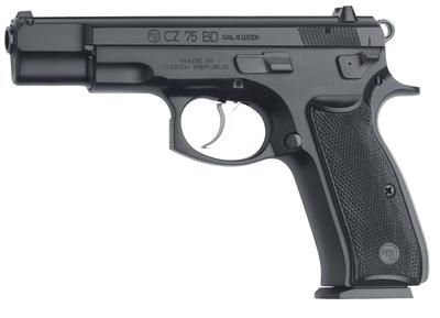CZ-USA CZ 75 BD  9MM