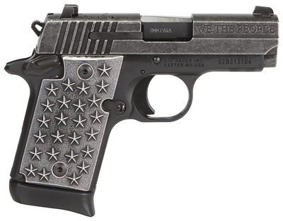 """SIG SAUER 938 """"We The People"""" 9MM"""