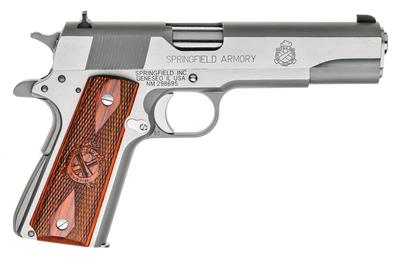 SPRINGFIELD ARMORY 1911 Mil-Spec *CA Compliant* PB9151LCA 9MM
