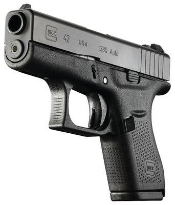 GLOCK G42 380ACP