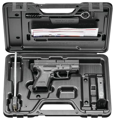 SPRINGFIELD ARMORY XD9801HC XD Essential 9MM