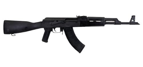CENTURY ARMS VSKA BLK/SYN STAMPED RECEIVER 762X39