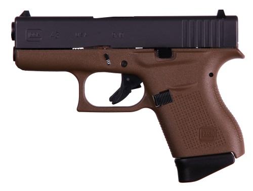 GLOCK G43 G3 FDE 9MM