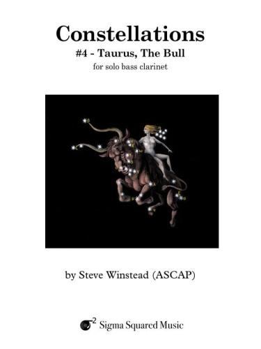 Consellations 4 - Taurus, The Bull