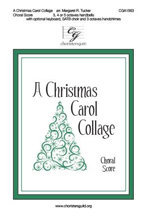 Christmas Carol Collage