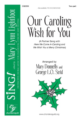 Our Caroling Wish for You