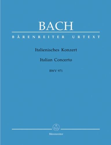 Italian Concerto, BWV 971 - Piano