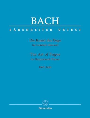 Art of Fugue, BWV 1080 - Piano