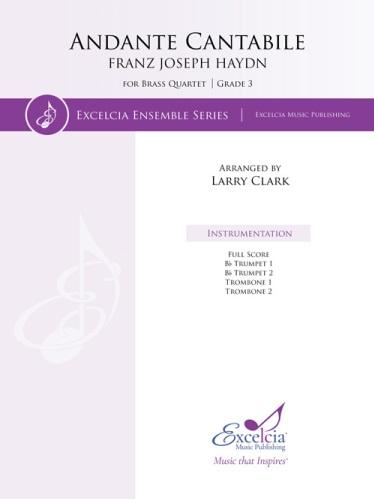 Andante Cantabile - Brass Quartet