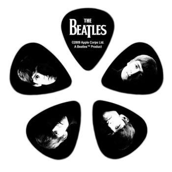 1CBK4-10B2 Planet Waves Beatles Guitar Picks, Meet The Beatles, 10 pack, Medium