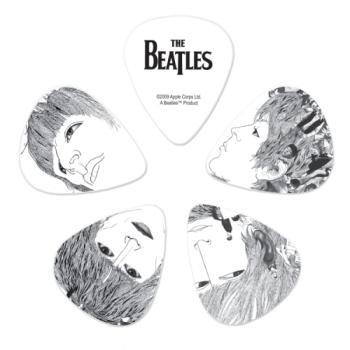 1CWH6-10B1 Planet Waves Beatles Guitar Picks, Revolver, 10 pack, Heavy