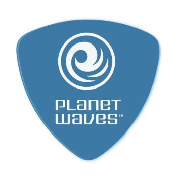 2DBU5-25 Planet Waves Duralin Guitar Picks, Medium/Heavy, 25 pack, Wide Shape