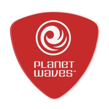 2DRD1-100 Planet Waves Duralin Guitar Picks, Super Light, 100 pack, Wide Shape