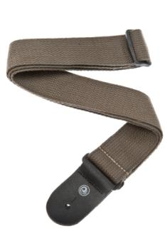 50CT02 Planet Waves Cotton Guitar Strap, Army