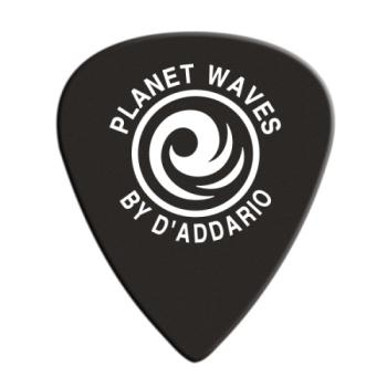 6DBK7-100 Planet Waves Duralin Precision Guitar Picks, Extra Heavy, 100 pack