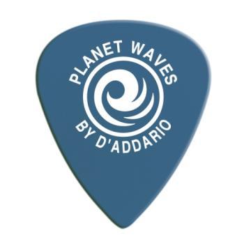 6DBU5-25 Planet Waves Duralin Precision Guitar Picks, Medium/Heavy, 25 pack