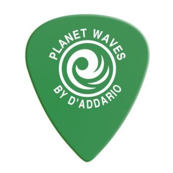 6DGN4-10 Planet Waves Duralin Precision Guitar Picks, Medium, 10 pack