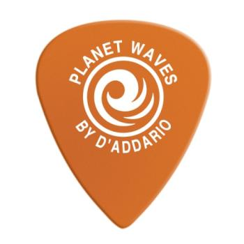 6DOR2-100 Planet Waves Duralin Precision Guitar Picks, Light, 100 pack