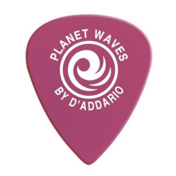 6DPR6-25 Planet Waves Duralin Precision Guitar Picks, Heavy, 25 pack