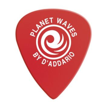 6DRD1-10 Planet Waves Duralin Precision Guitar Picks, Super Light, 10 pack