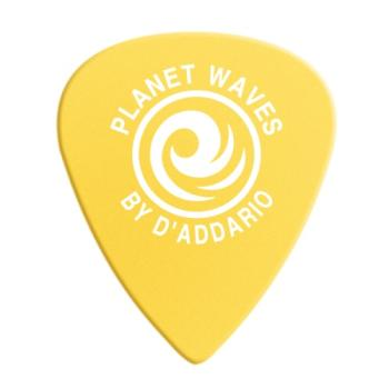 6DYL3-25 Planet Waves Duralin Precision Guitar Picks, Light/Medium, 25 pack