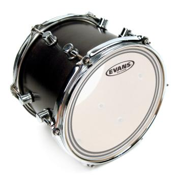 "Evans Drumheads B08EC2S Evans 8"" EC2S Frosted"