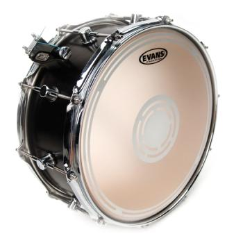 "Evans B14EC1RD EC1 Reverse Dot 14"" Drum Head"