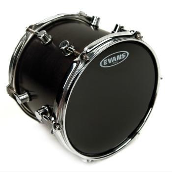 """Evans 14"""" Onyx 2 Ply Coated Drum Head"""