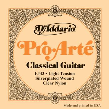 D/'Addario EJ43 Classical Guitar Strings