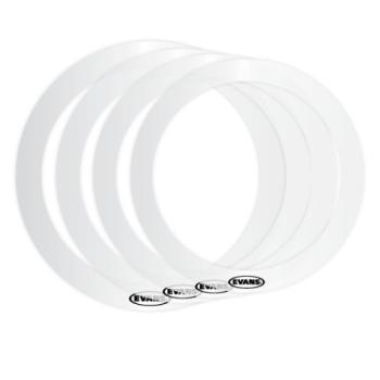 Evans Drumheads ER-STANDARD Evans E-Ring Standard Pack 12-13-14-16
