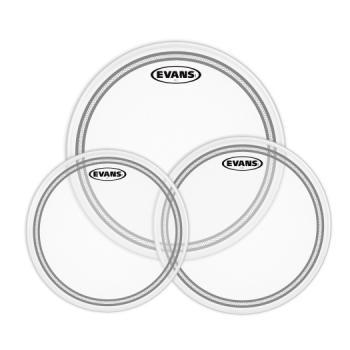 D'Addario- Evan Evans EC2 Tompack, Clear, Standard (12 inch, 13 inch, 16 inch)