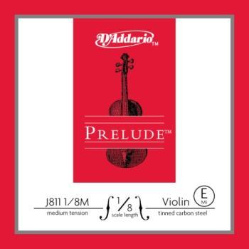 Prelude 1/8 Violin E String Medium Tension