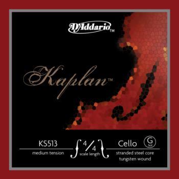 Kaplan 4/4 Medium Tension Cello G String