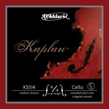 Kaplan 4/4 Medium Tension Cello C String