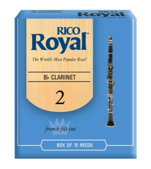 Reeds CL Rico Royal 2.0, 10-pack