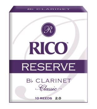 Rico Reserve Classic Clarinet - Box of 10