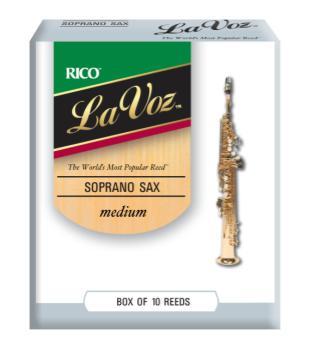 La Voz Soprano Sax - Box of 10