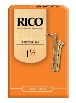 Rico Baritone Sax - Box of 10