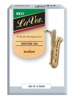 Lavoz Bari Sax Reeds Medium Strength Box of 10