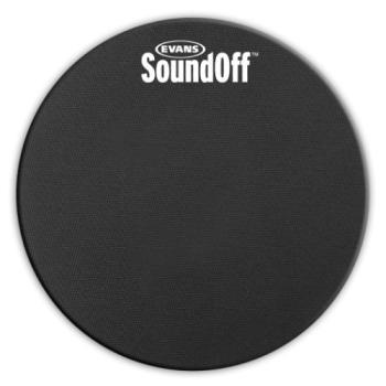 "Evans SO12 12"" SoundOff Drum Mute"