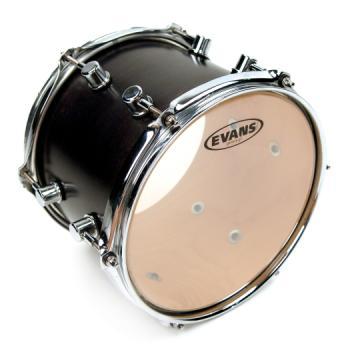 EVANS TT10G1 G1 Clear Drum Head, 10 Inch