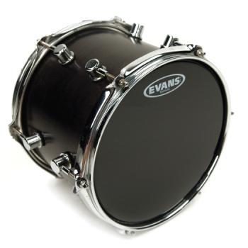 EVANS TT16HBG Hydraulic Black Drum Head, 16 Inch