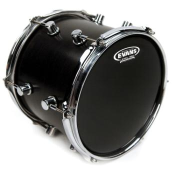 "Evans TT16RBG 16"" Resonant Drum Head, Black"