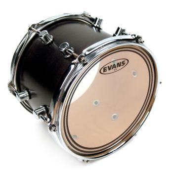 """Evans Drumheads TT18EC2S Evans 18"""" EC2S Clear"""