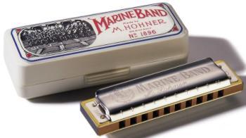 HH1896B Hohner Marine Band - B