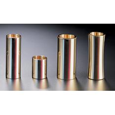 Jim Dunlop 220_52506 Chrome Steel Slide; Medium