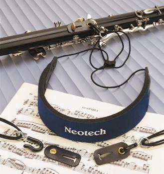 NEOTECH 2301192_59891 C.E.O. COMFORT STRAP BLK