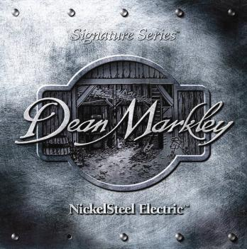Dean Markley NICKELSTEEL ELECTRIC MED