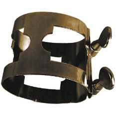 Baritone Sax Ligature, Metal