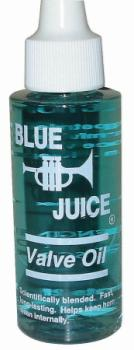 Blue Juice Valve Oil, 2oz Bottle